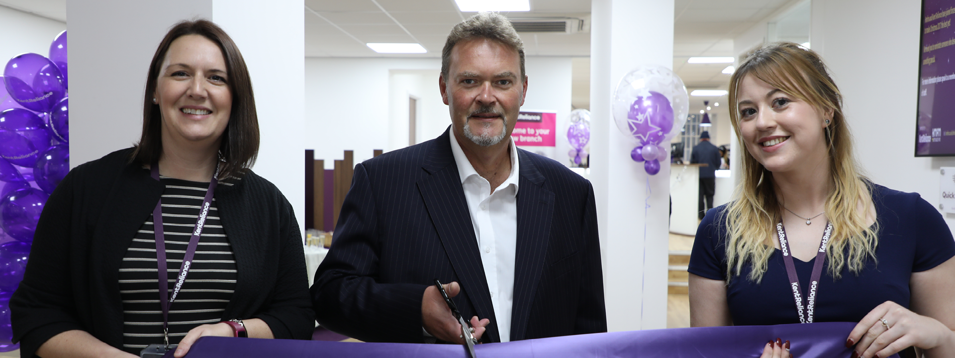 Kent Reliance opens new branch in Maidstone High Street