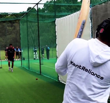 """Beat the Banker"" with Kent County Cricket Club Academy"