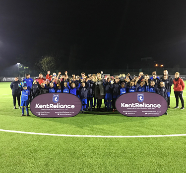 New Year Relaunch of the Kent Reliance Player Development Centres