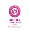 Highly Commended: Savings Champion Savers' Choice 2019