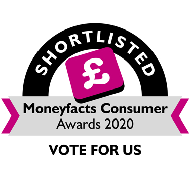 We're finalists for the Best ISA Provider award - use your vote now!