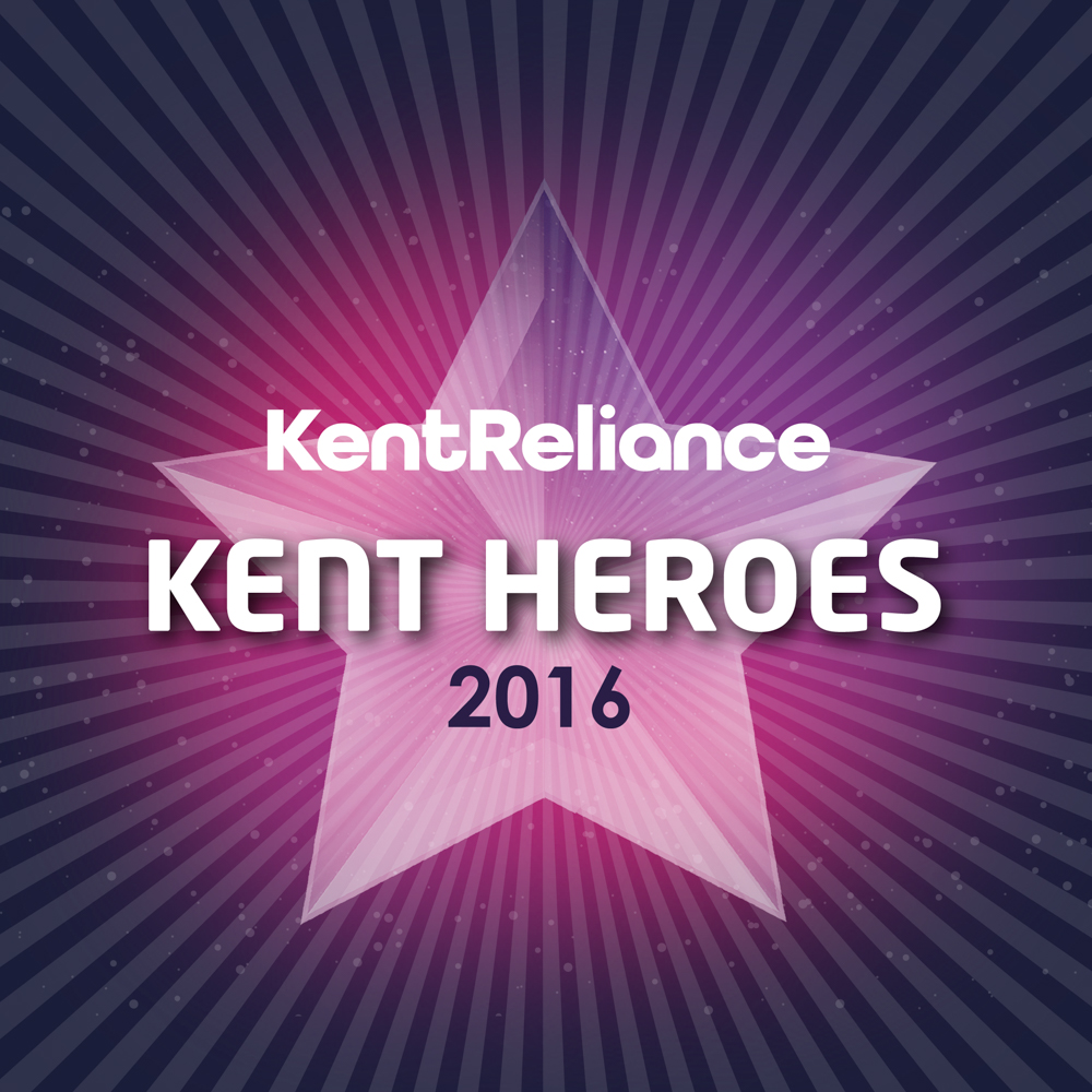 Kent Heroes with KMFM - the winners